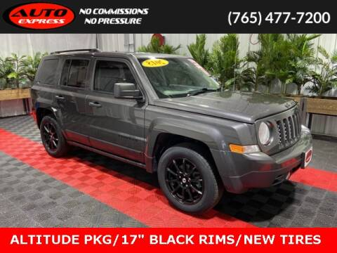 2015 Jeep Patriot for sale at Auto Express in Lafayette IN