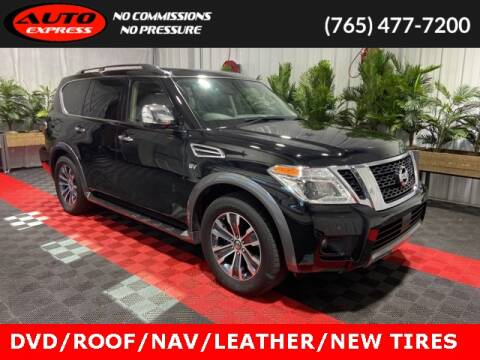 2019 Nissan Armada for sale at Auto Express in Lafayette IN