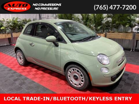 2013 FIAT 500 for sale at Auto Express in Lafayette IN