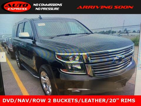 2018 Chevrolet Tahoe for sale at Auto Express in Lafayette IN