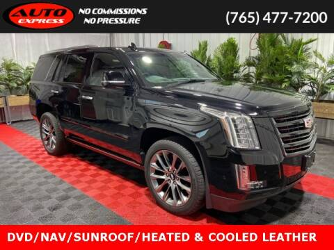 2019 Cadillac Escalade for sale at Auto Express in Lafayette IN
