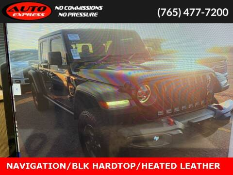 2020 Jeep Gladiator for sale at Auto Express in Lafayette IN