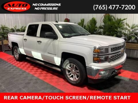 2014 Chevrolet Silverado 1500 for sale at Auto Express in Lafayette IN