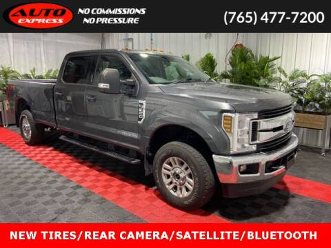 2018 Ford F-350 Super Duty for sale at Auto Express in Lafayette IN