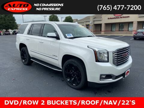 2018 GMC Yukon for sale at Auto Express in Lafayette IN