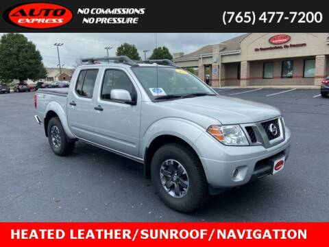 2018 Nissan Frontier for sale at Auto Express in Lafayette IN