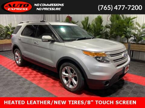 2015 Ford Explorer for sale at Auto Express in Lafayette IN