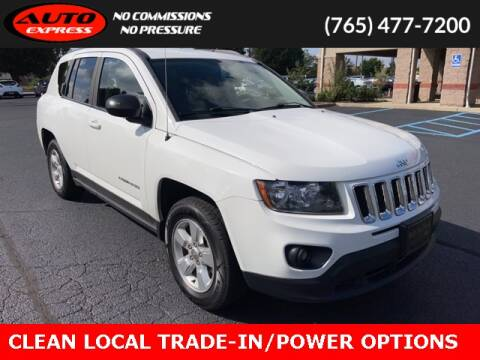2014 Jeep Compass for sale at Auto Express in Lafayette IN
