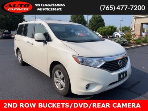 2016 Nissan Quest for sale at Auto Express in Lafayette IN