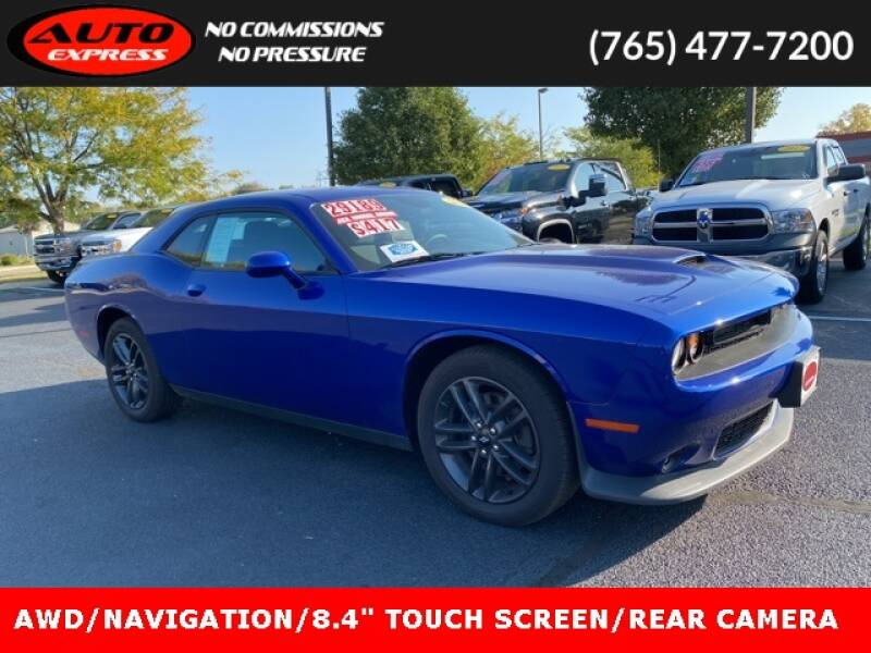 2019 Dodge Challenger for sale at Auto Express in Lafayette IN