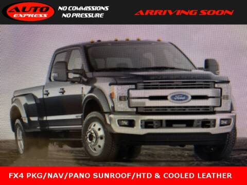 2019 Ford F-450 Super Duty for sale at Auto Express in Lafayette IN