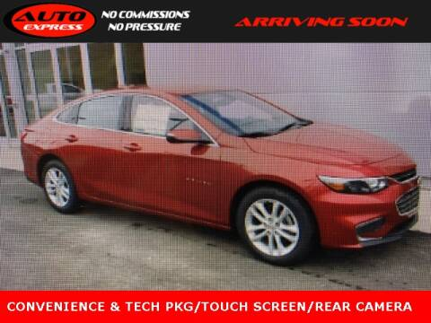 2016 Chevrolet Malibu for sale at Auto Express in Lafayette IN