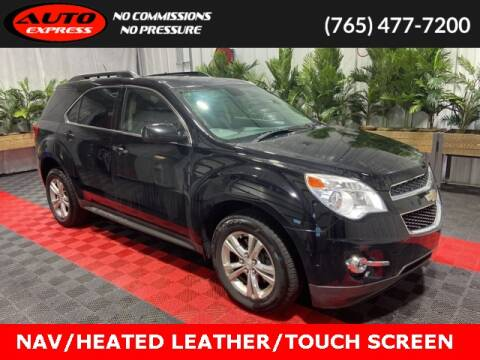 2015 Chevrolet Equinox for sale at Auto Express in Lafayette IN