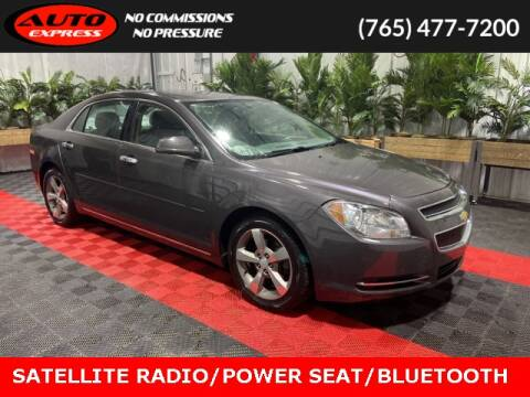 2012 Chevrolet Malibu for sale at Auto Express in Lafayette IN