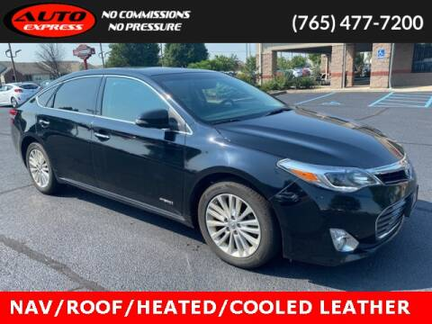 2015 Toyota Avalon Hybrid for sale at Auto Express in Lafayette IN