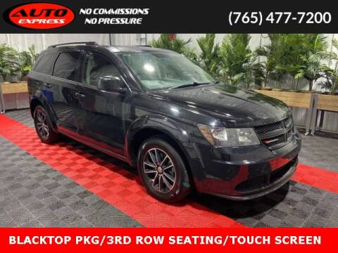 2017 Dodge Journey for sale at Auto Express in Lafayette IN