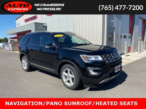 2016 Ford Explorer for sale at Auto Express in Lafayette IN