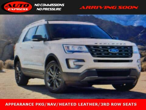 2017 Ford Explorer for sale at Auto Express in Lafayette IN