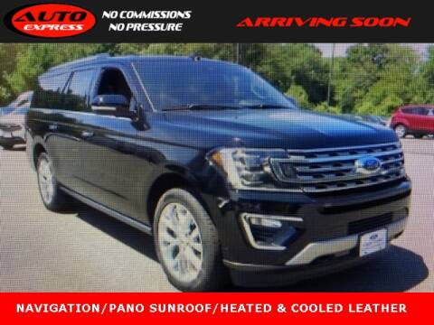 2018 Ford Expedition MAX for sale at Auto Express in Lafayette IN