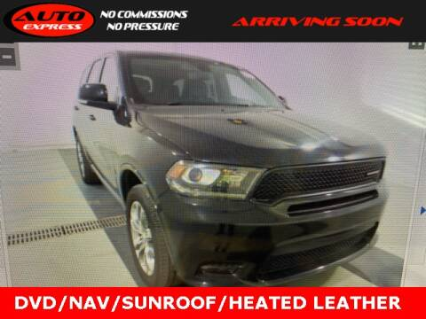 2019 Dodge Durango for sale at Auto Express in Lafayette IN