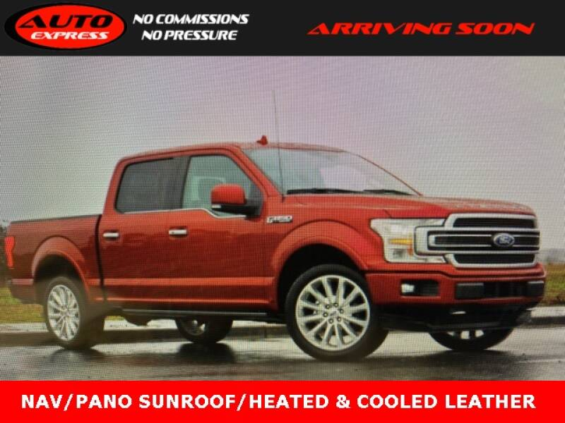 2019 Ford F-150 for sale at Auto Express in Lafayette IN