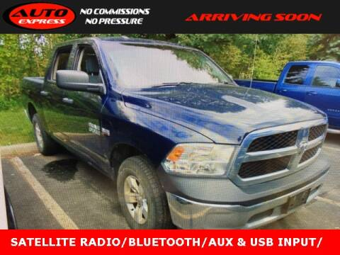 2017 RAM Ram Pickup 1500 for sale at Auto Express in Lafayette IN