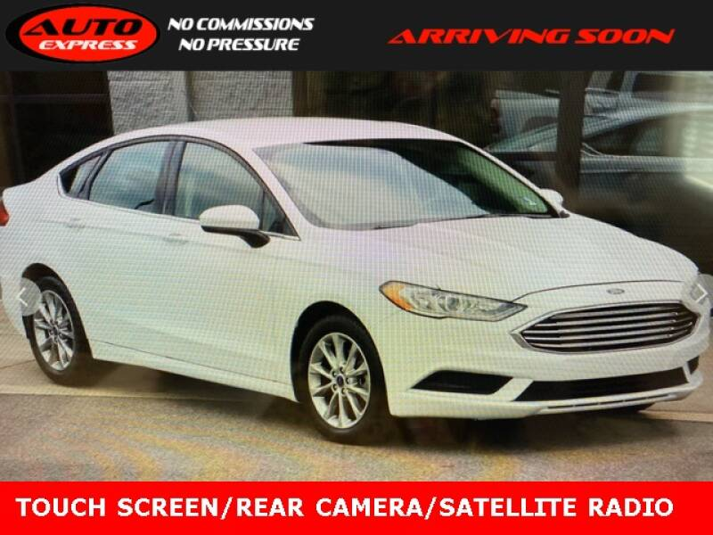 2017 Ford Fusion for sale at Auto Express in Lafayette IN