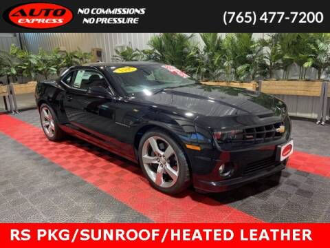 2011 Chevrolet Camaro for sale at Auto Express in Lafayette IN