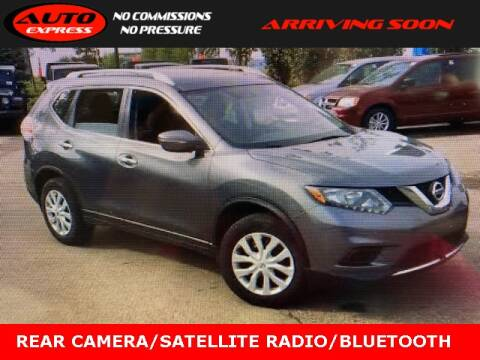 2015 Nissan Rogue for sale at Auto Express in Lafayette IN