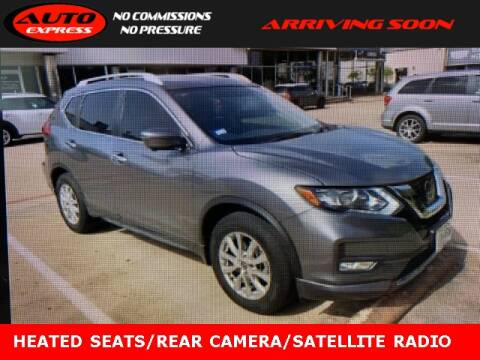 2017 Nissan Rogue for sale at Auto Express in Lafayette IN