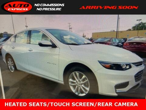 2017 Chevrolet Malibu for sale at Auto Express in Lafayette IN