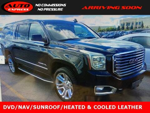 2017 GMC Yukon XL for sale at Auto Express in Lafayette IN