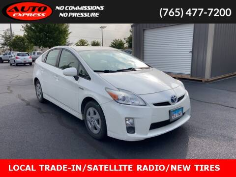 2011 Toyota Prius for sale at Auto Express in Lafayette IN