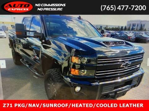 2019 Chevrolet Silverado 2500HD for sale at Auto Express in Lafayette IN