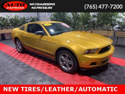 2010 Ford Mustang for sale at Auto Express in Lafayette IN