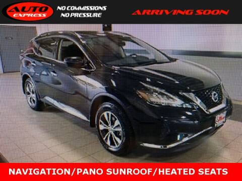 2019 Nissan Murano for sale at Auto Express in Lafayette IN