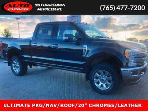 2017 Ford F-250 Super Duty for sale at Auto Express in Lafayette IN