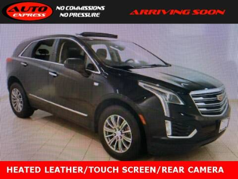 2018 Cadillac XT5 for sale at Auto Express in Lafayette IN