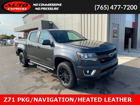 2017 Chevrolet Colorado for sale at Auto Express in Lafayette IN