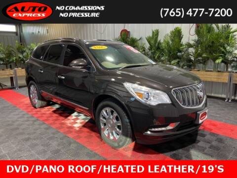 2013 Buick Enclave for sale at Auto Express in Lafayette IN