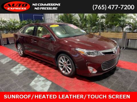 2015 Toyota Avalon for sale at Auto Express in Lafayette IN