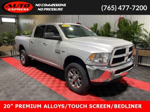 2017 RAM Ram Pickup 2500 for sale at Auto Express in Lafayette IN