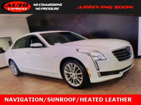 2017 Cadillac CT6 for sale at Auto Express in Lafayette IN