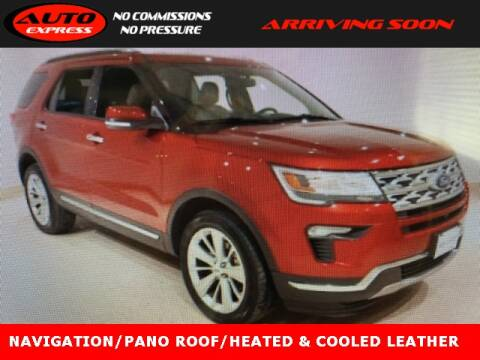 2019 Ford Explorer for sale at Auto Express in Lafayette IN