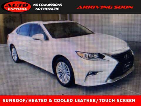 2017 Lexus ES 350 for sale at Auto Express in Lafayette IN