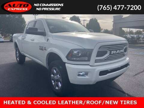 2018 RAM Ram Pickup 2500 for sale at Auto Express in Lafayette IN