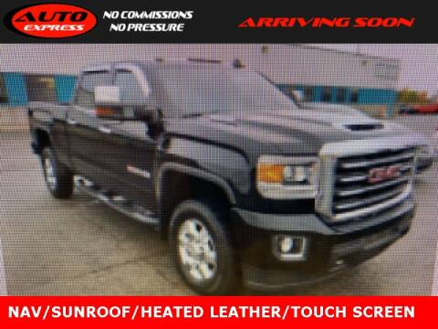 2018 GMC Sierra 3500HD for sale at Auto Express in Lafayette IN