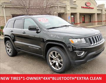 2014 Jeep Grand Cherokee for sale in Lafayette, IN