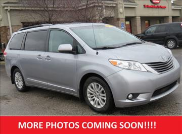 2012 Toyota Sienna for sale in Lafayette, IN