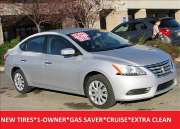 2013 Nissan Sentra for sale in Lafayette, IN